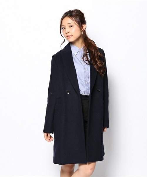 冬服の主役はコート。通勤に使える「オンの日コート」と遊びを効かせた「オフの日コート」をどう使う? 2番目の画像