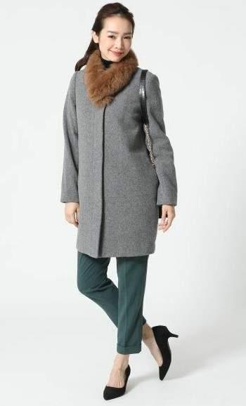 冬服の主役はコート。通勤に使える「オンの日コート」と遊びを効かせた「オフの日コート」をどう使う? 4番目の画像