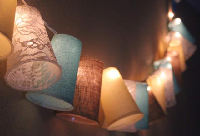 ランプの影を上手く使って落ち着く空間をつくろう。DIYで作るぬくもりランプシェード 3番目の画像