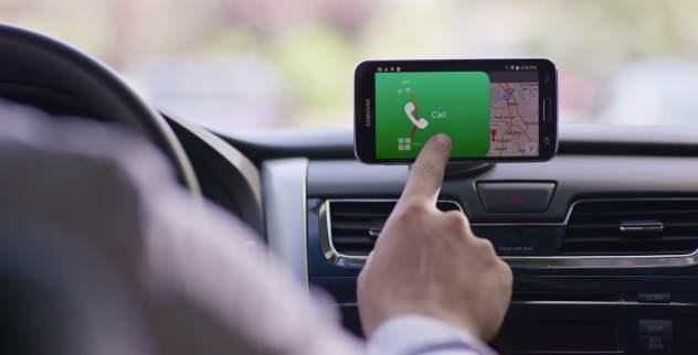 カーナビに気を取られて危ない! そんな「よそ見」を未然に防ぐカーナビアプリ「Drivemode」 3番目の画像