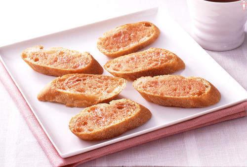 塗るだけでサクッと美味しい「トースト調味料」は忙しい朝にピッタリ! 1番目の画像