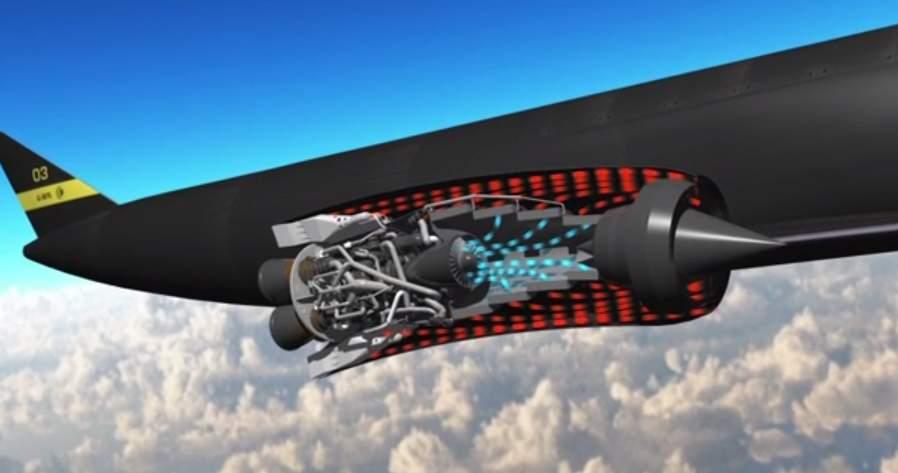 4時間で地球の裏側まで! マッハ5を可能にした最強すぎる飛行機のロケットエンジン登場 3番目の画像