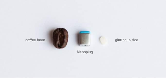補聴器の問題を解決。装着してもバレない、コーヒー豆サイズの補聴器「Nanoplug」 3番目の画像