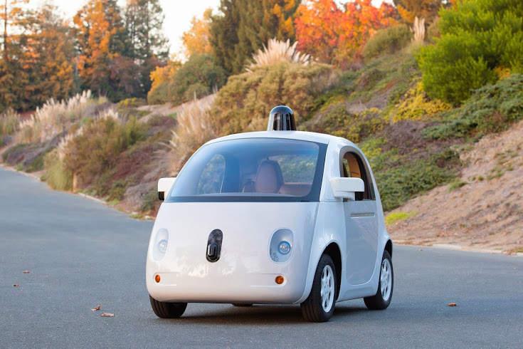 Googleの自動運転カーの正式なプロトタイプがついにお目見え。公道を走る時期も意外と近い? 1番目の画像