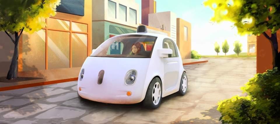 Googleの自動運転カーの正式なプロトタイプがついにお目見え。公道を走る時期も意外と近い? 3番目の画像