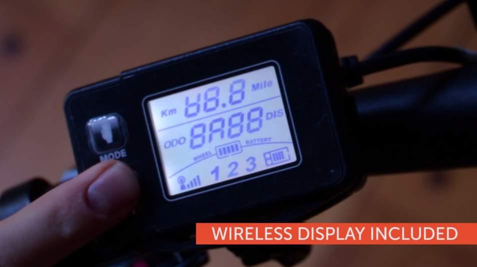 普通の自転車を電動に変える。取り替えるだけでOKのホイール「Omni Wheel」はスポーツにも 4番目の画像