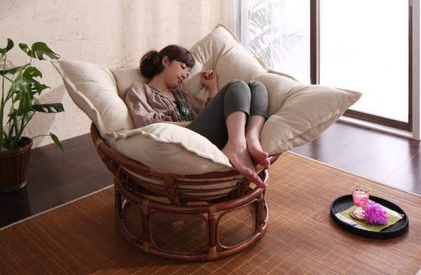 座ったらもう立ち上がれない! クッションソファのすわり心地が人をダメにする 7番目の画像
