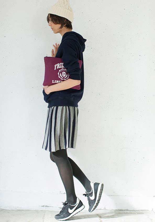 働く女性のリアルな着こなし。毎日楽しく過ごすためにはオン・オフ何着てどう過ごす? 4番目の画像
