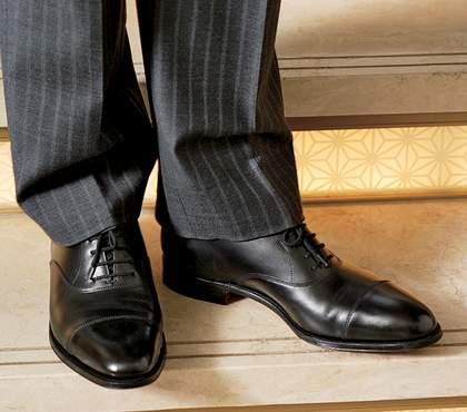 スーツと革靴の意外な関係。実はあなたもちょいダサだった!? 3番目の画像