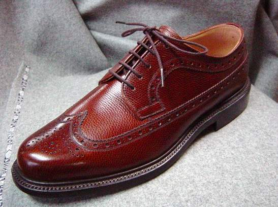 スーツと革靴の意外な関係。実はあなたもちょいダサだった!? 4番目の画像