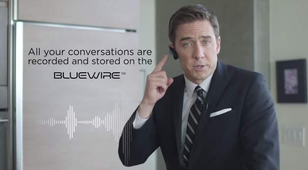 営業マンには嬉しいかも? 通話内容を録音してくれるスマホ用レコーダー「Bluewire」 1番目の画像