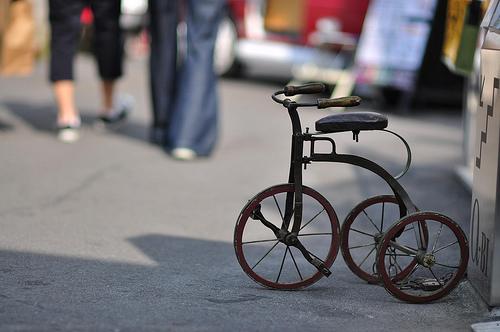『一生モノの人脈力』「三輪車の教訓」が教えてくれた、人脈づくりで大切なこと 1番目の画像
