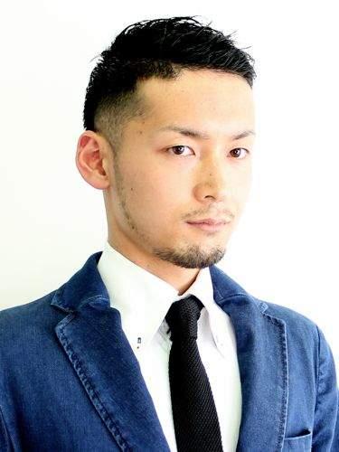 【画像】メンズビジネス・ヘアスタイルまとめ! 一番人気のモテる髪型は、アップバングショート 4番目の画像