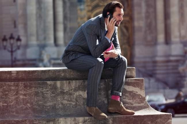 【応用編】いつものスーツスタイルに革命を。 定番の着こなし「ちょい変え」のマンネリ打破テクニック 1番目の画像