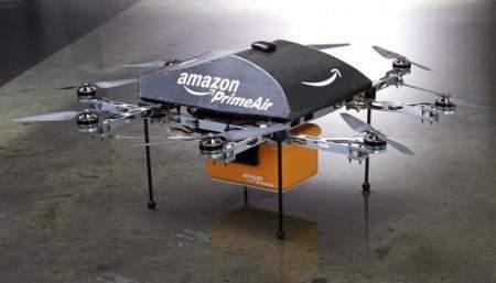 夢の30分配達が実現する日は近い? Amazonがドローンによる配送試験をイギリスで実施予定 1番目の画像