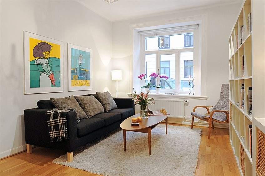 心地良い部屋を追求するために。「北欧風インテリア」実例まとめ 2番目の画像