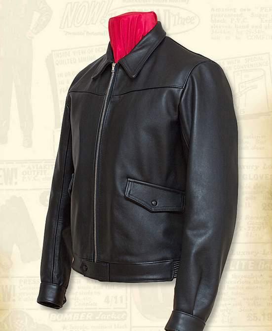 革製品にこだわる男にセンスを感じる。この春、手に入れたい高品質なレザージャケット3選 2番目の画像
