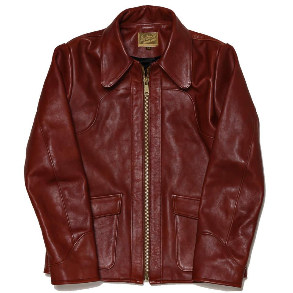 革製品にこだわる男にセンスを感じる。この春、手に入れたい高品質なレザージャケット3選 3番目の画像