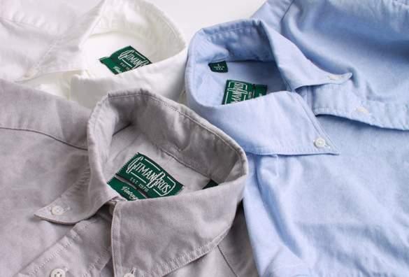 大人の男は「本当にいいもの」を買う。最高のシャツを見つけたいなら「専業ブランド」が見逃せない 2番目の画像