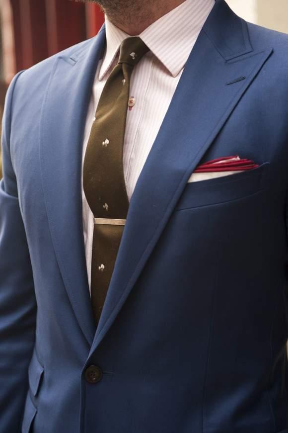 この2着があれば着まわしにも困らない。最初に買うスーツ、何色と何色を買えばいい? 3番目の画像