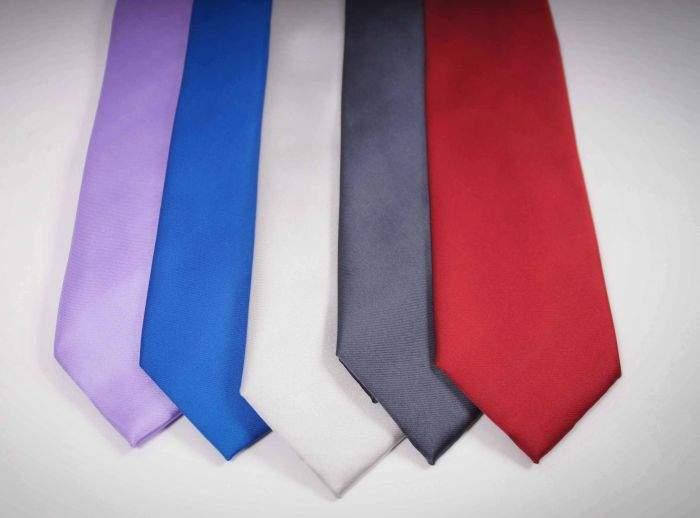 ネクタイの柄には意味があった。自分に合ったコーディネートの実践に欠かせない基礎知識 2番目の画像