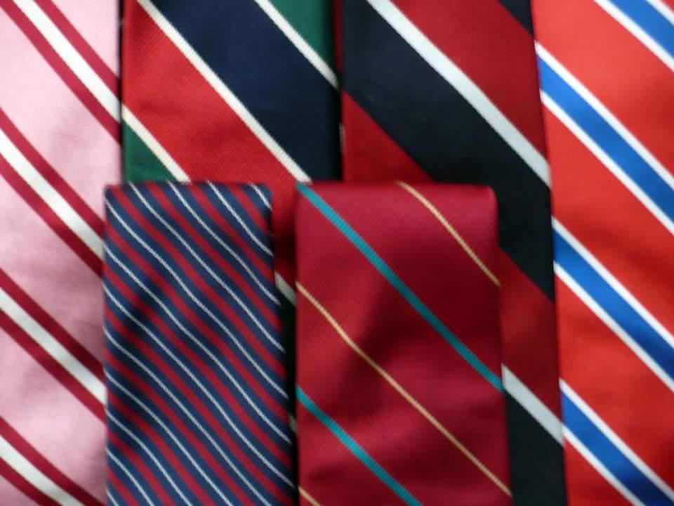 ネクタイの柄には意味があった。自分に合ったコーディネートの実践に欠かせない基礎知識 3番目の画像