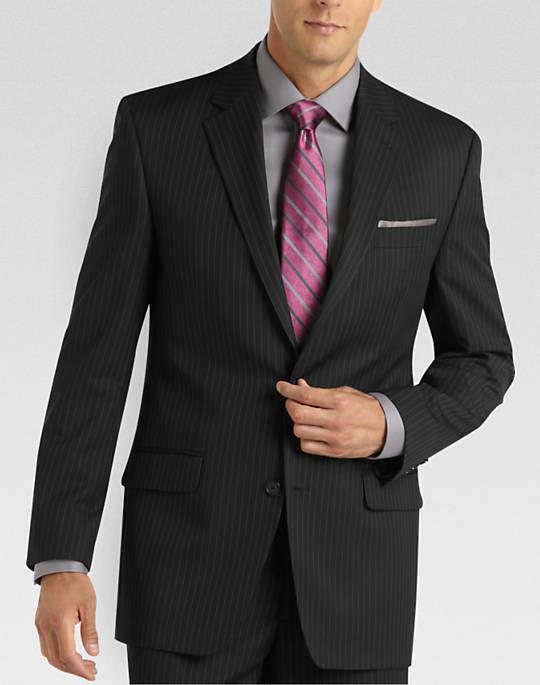 この2着があれば着まわしにも困らない。最初に買うスーツ、何色と何色を買えばいい? 2番目の画像