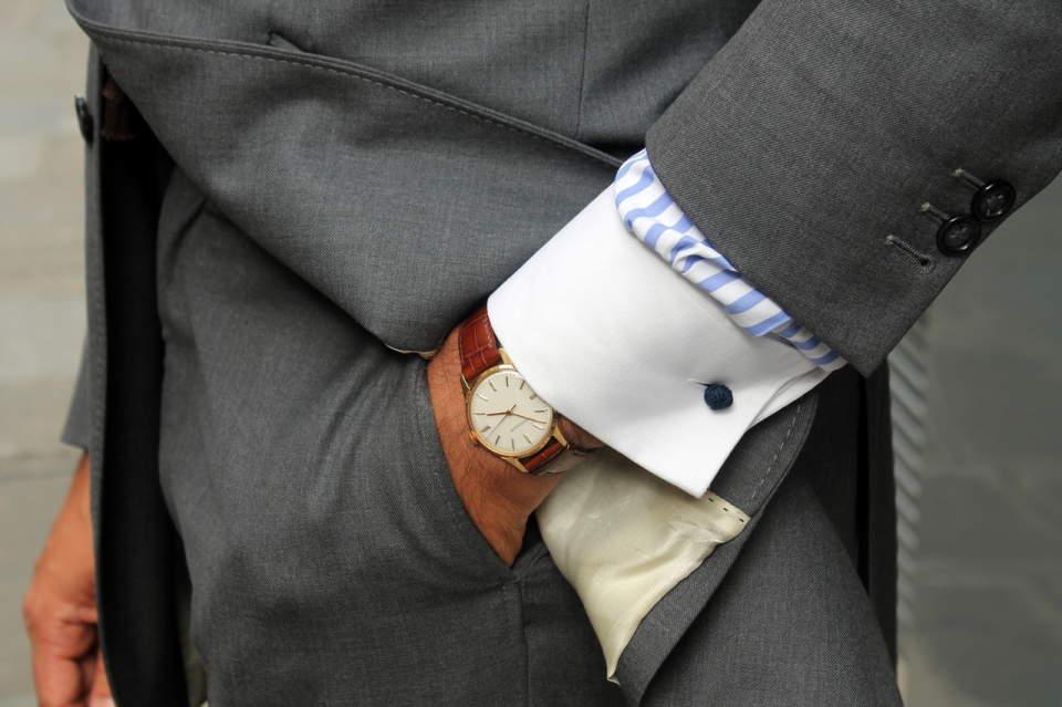ビジネスシーンに最適な時計の選び方。4つの条件を守れば、恥をかかない常識あるオトナに 1番目の画像