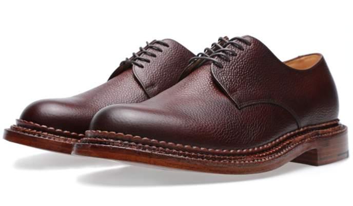 足元で感じる格別な「革」。履くほどに足に馴染むレザーシューズ3選 3番目の画像