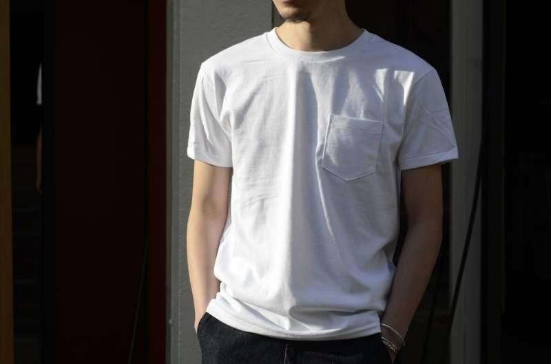 肌に触れるものだからこそ、こだわりの一枚を。上質を極めた本気のメンズTシャツ3選 1番目の画像