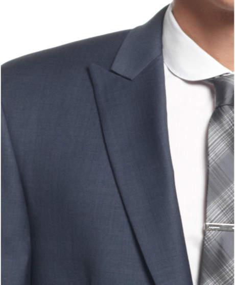 オーダースーツに挑戦するときのために。スーツの襟の種類を知り、自分好みの一枚に思いを馳せる 2番目の画像