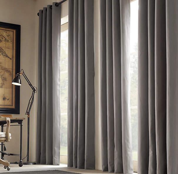 「ドレープカーテン」や「ブラインドカーテン」その違いはなに? 種類別の定番カーテンまとめ 1番目の画像