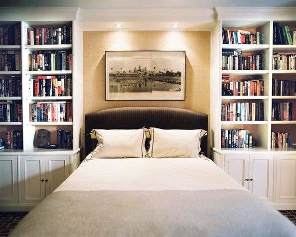 リラックスして寝るための部屋は「好きなもの」で満たせ。ベッドルームのインテリア事例まとめ 2番目の画像