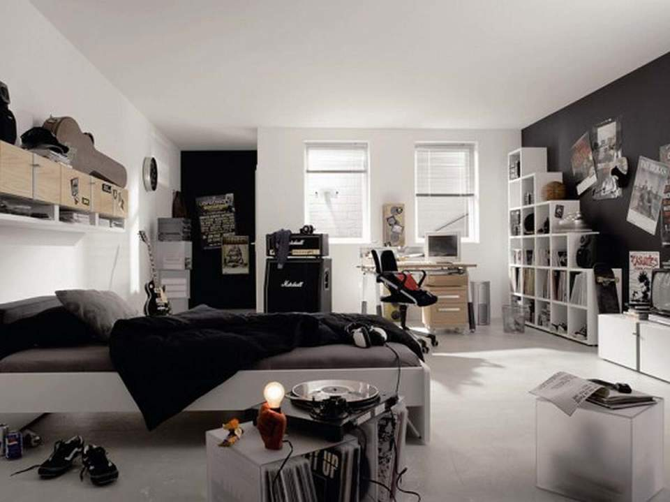 リラックスして寝るための部屋は「好きなもの」で満たせ。ベッドルームのインテリア事例まとめ 3番目の画像