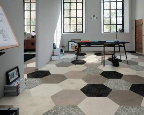 床だってお洒落に飾りたい。タイルカーペットを使ったインテリア事例3選 3番目の画像