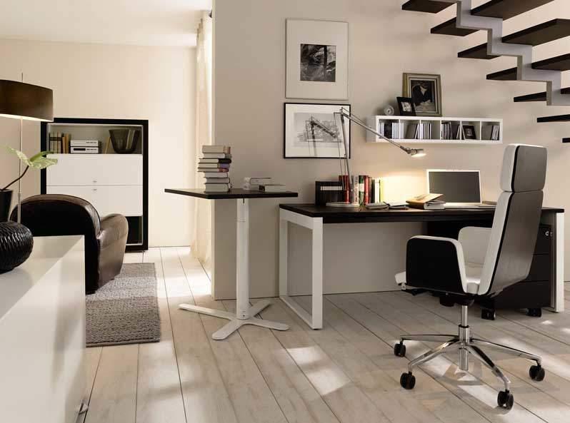 家で仕事をしている人へ。ちょうど良いリラックス感で集中できる、ホームオフィスインテリアのすすめ 1番目の画像