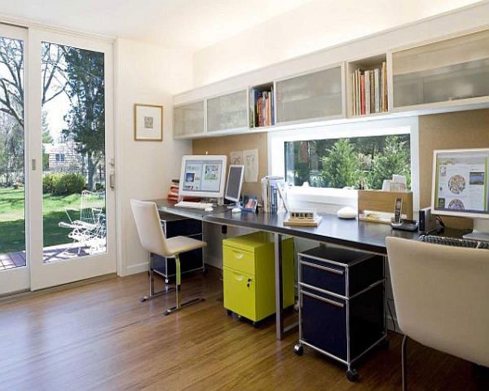 家で仕事をしている人へ。ちょうど良いリラックス感で集中できる、ホームオフィスインテリアのすすめ 2番目の画像