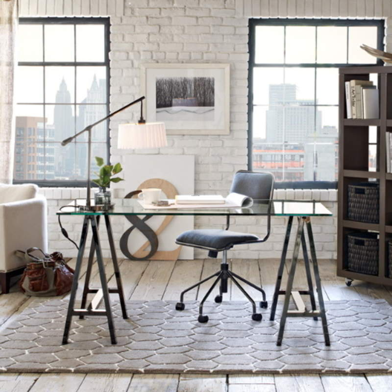 家で仕事をしている人へ。ちょうど良いリラックス感で集中できる、ホームオフィスインテリアのすすめ 4番目の画像