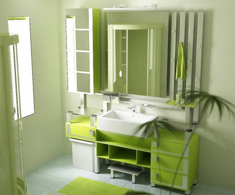 さわやかな気分で朝を迎えたくて。スッキリした色の「ビタミンカラー」を使ったインテリア事例3選 3番目の画像