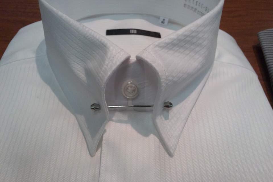 ちょっと風変わりな襟の種類を解説。人とは違ったシャツを着たいなら、知っておきたいマメ知識  3番目の画像