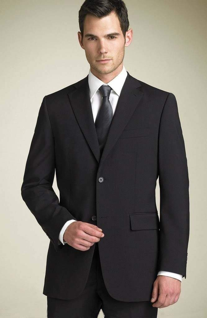 ジャケットのボタンは全部留めるべきか? 知ってそうで意外と知らないスーツの基本マナー 2番目の画像
