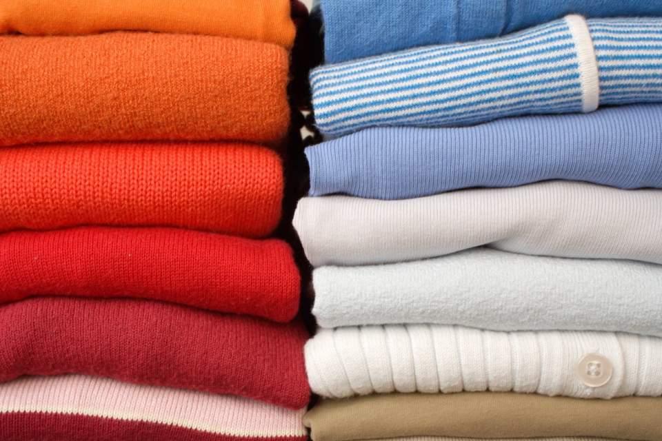 その洗濯の仕方ではパーカーがすぐダメになる。良い状態で長く着るには正しい洗濯方法の実践から 2番目の画像