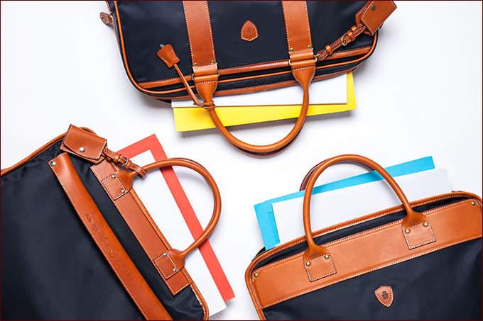 おしゃれなビジネスバッグを持つ大人は一味違う。素材と製法にこだわったブランドのバッグに手を伸ばす 5番目の画像
