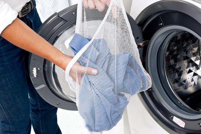 シャツの正しい洗濯方法を学ぶ。毎日、清潔感溢れるシャツを着るにはちょっとした工夫が大切 4番目の画像