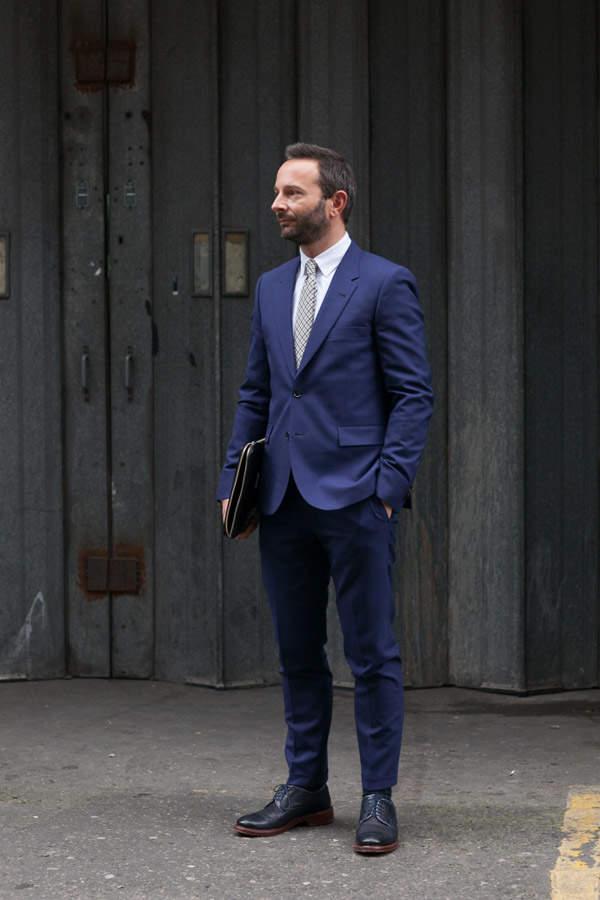 定番のスーツスタイルにトレンドを。今年の春は「クラシックなアメリカンスタイル」が人気の兆し 2番目の画像