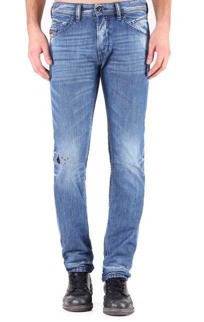 穿き込んだ味わいを楽しむジーンズ。自分だけの一本を手に入れたい「ウォッシュドジーンズ」3選 3番目の画像