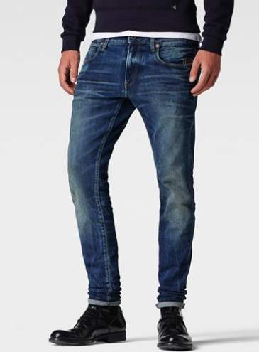 穿き込んだ味わいを楽しむジーンズ。自分だけの一本を手に入れたい「ウォッシュドジーンズ」3選 2番目の画像