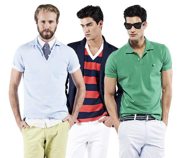 今年も完売必至のアイテムに。ポロシャツは「マイケル・バスティアン氏×ユニクロ」の一枚で決まり! 1番目の画像