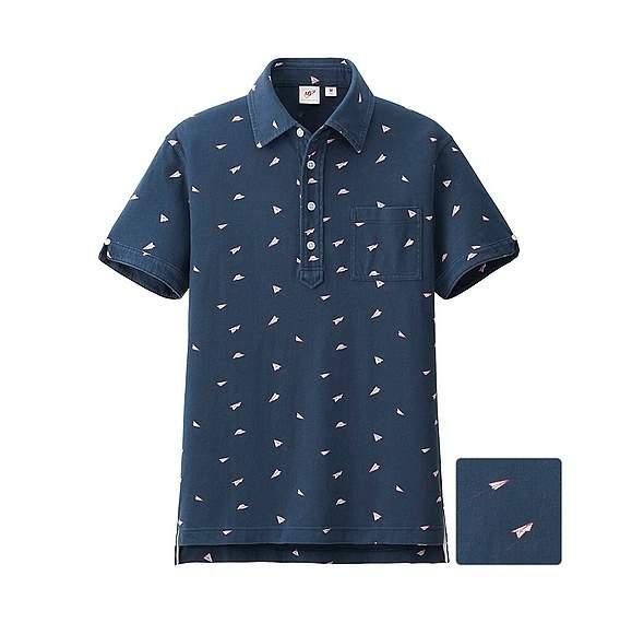 今年も完売必至のアイテムに。ポロシャツは「マイケル・バスティアン氏×ユニクロ」の一枚で決まり! 2番目の画像