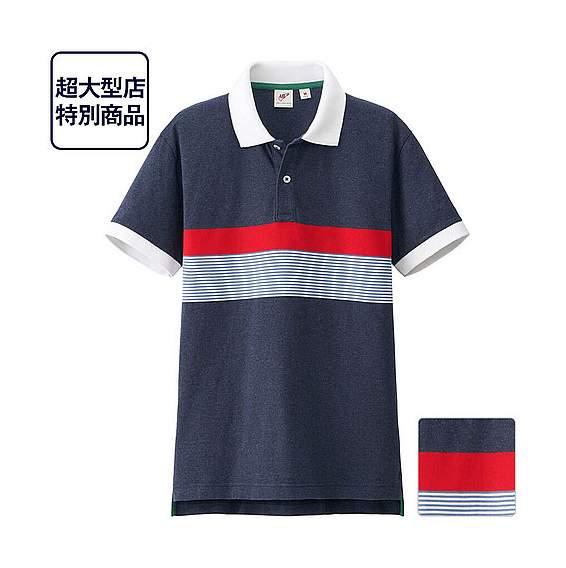 今年も完売必至のアイテムに。ポロシャツは「マイケル・バスティアン氏×ユニクロ」の一枚で決まり! 4番目の画像